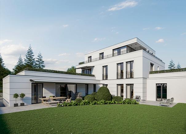 Familienvilla Grünwald